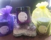 PARADISE WHIPPED  SHEA  Trio (Lavender, Lemon Grass, Peppermint)