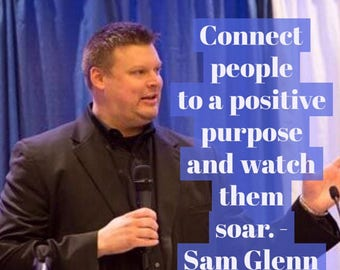 Books - Books - Books --Only 19 motivational book sets left and they will be out of print for good - includes 6 different books by Sam Glenn
