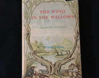 The Wind In The Willows 1966 hardcover