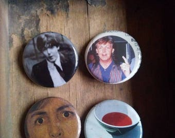 Paul McCartney Pins