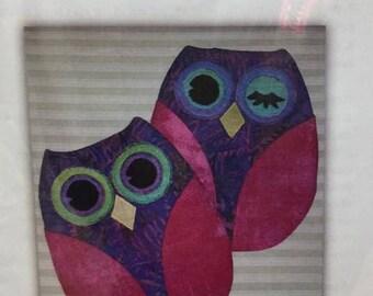 Owl potholder pattern