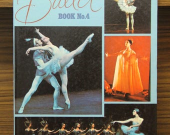 Vintage Princess Tina  Annual Book. Retro 1980s Teenage Annual Book, Ballet and Stories. BOOK NO 4