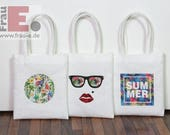 "Set of 3 Cloth Bags for 12"" Fashion Dolls"