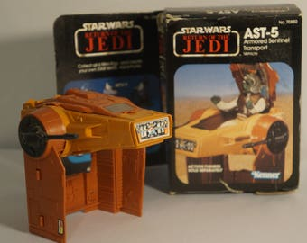 1983 Star Wars Return Of The Jedi AST-5 in box