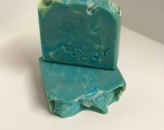 Sexy Beast Soap / Artisan Soap / Handmade Soap / Soap / Cold Process Soap