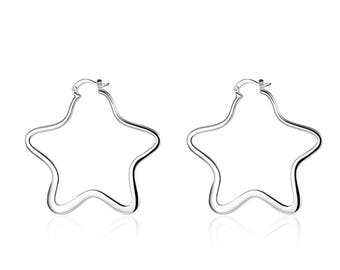 The giant star hoops