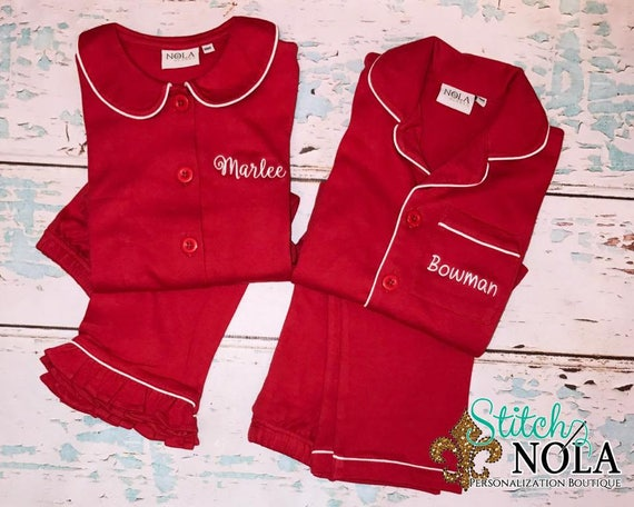 Pre-Order Children's Christmas Lounge Wear, XMAS Lounge Wear, XMAS Outfit, Christmas Morning Lounge Wear, Boy Lounge Wear, Girl Lounge Wear