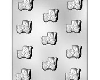 Baby Buggy Mints - Chocolate Mold