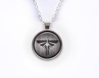 Necklace The Last of Us Fireflies Logo
