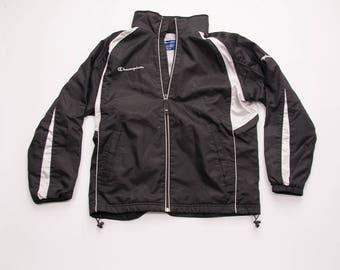 Vintage Champion 90s Sportswear Windbreaker Jacket