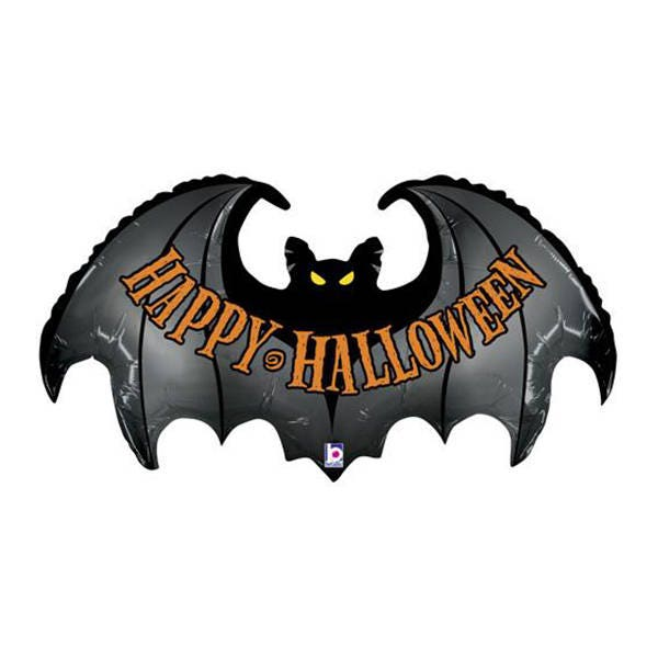 halloween bat balloon happy halloween bat halloween decorations halloween balloon halloween party halloween party bat balloon