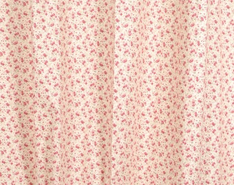 "Curtain fabric ""Lily flower"" 150 X 250"