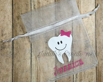 Tooth Fairy Money Bag