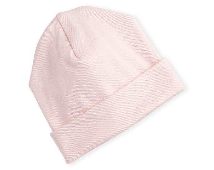 Solid Color Baby Hats Pink, Blue, Red, Gray, Black, Newborn Beanie, Multi-colored Baby Hats, Baby Boy Girl Beanie, TesaBabe