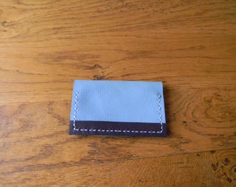 Clutch card blue sky/Navy Blue