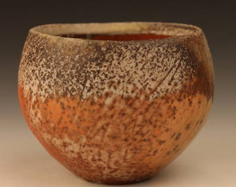 Woodfired Cup / Woodfired Pottery / Whiskey Cup / Yunomi / Teacup / Atmospheric Cup / Porcelain Cup / Woodfired Porcelain