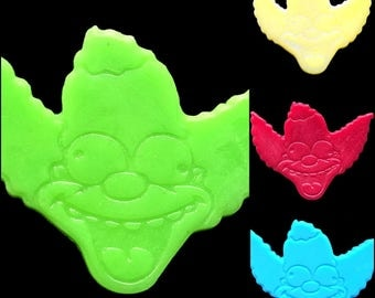 "Fantasy and original small soap "" KRUSTY , the clown "" The simpsons"