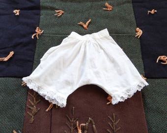Antique Doll Pantaloons Bloomers