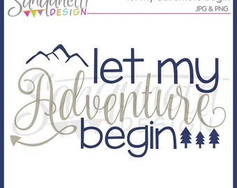 50% OFF adventure clipart, adventure lettering, baby clipart, newborn clipart, mountains clipart, instant download