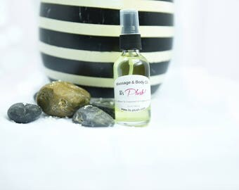 Massage + Body Oils