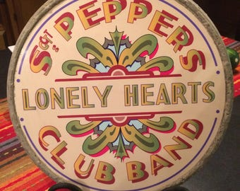 Sgnt Peppers Lonely Hearts Club Band Drum