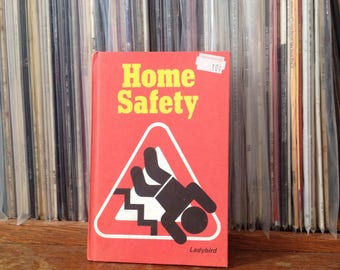 LadyBird Home Safety Book | First Edition