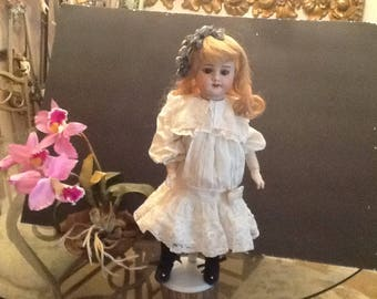 S. F. B.J. French bisque doll.