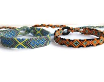 Handmade Friendship Bracelet - Friendship Bracelet Bundle - Bracelet Bundle Pack - Handmade Friendship Bracelets - Bracelet Bundles