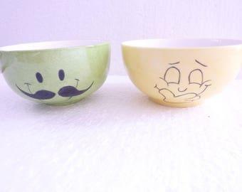 Bols en porcelaine , bol céréales décor original