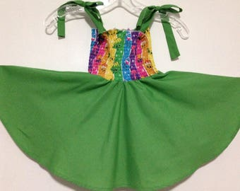 Twirl shopkins Dress