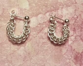 Full Persian Swag Earrings