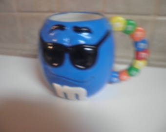 Vintage Mars M & M decorative coffee mug