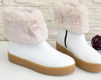 Boots winter woman