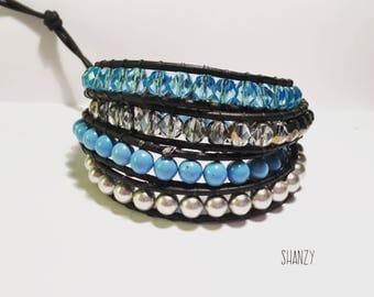 Wrap Bracelet Lucy Lee