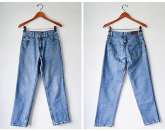 90s LL Bean mom jeans | Size 28