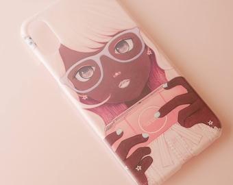 Gamergirl 3 iphone case