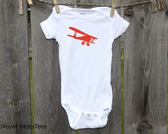Airplane Onesies®, Airplane Baby Shower