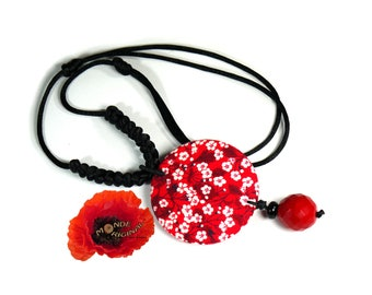 (MADE TO ORDER)  Japanese necklace