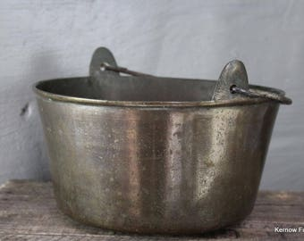 Antique Preserve Pan
