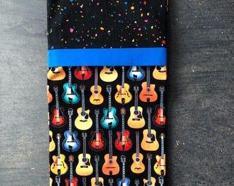 Pillowcase - Guitars