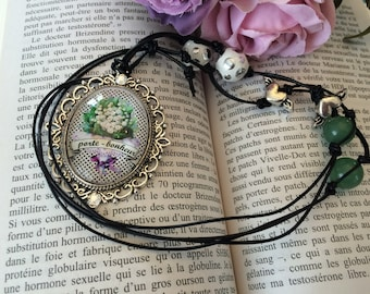 Valley lucky charm necklace