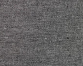 """Cotton Chambray Denim Fabric by the Yard Fabric """"CHLW0D"""""""