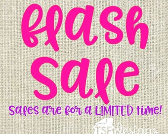 FLASH SALE: Scalloped Heart with Monogram or Name