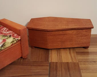 Coffin coffee table Etsy