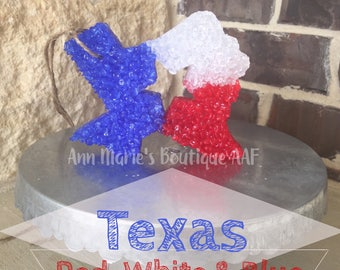 Red, White & Blue Texas Car Scent