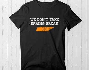 Tennessee Basketball Shirt - Tennessee Vols - UT Basketball - Tennessee Volunteers - University of Tennessee Shirt - TN Vols - UT Vols