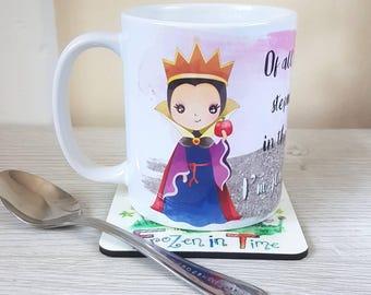 Evil stepmother mug stepmother gift mothers day coffee mug funny coffee mug evil queen funny gifts stepmom mothers day gift stepmom gift