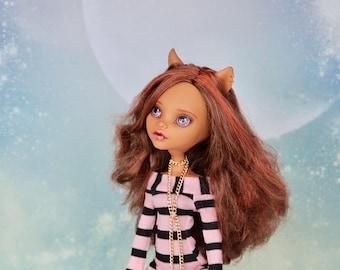 """2pcs. Doll dress for Monster High 17"""" Dolls."""
