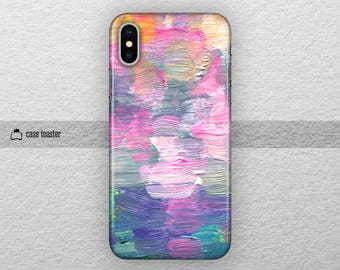 acrylic paint iphone x case iphone 8 tough case  iphone 8 plus case iPhone 7 plus case iPhone 7 tough case iphone 8 tough case iphone 8 case