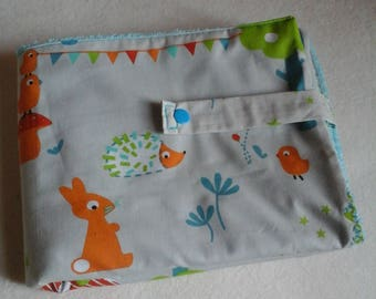 Changing pad Nomad forest theme